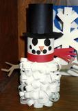 Snowman Cylinder