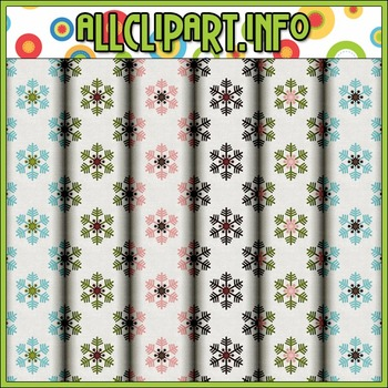 Snowman Delights Digital Papers