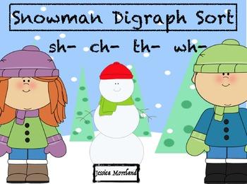 Snowman Digraph Sort