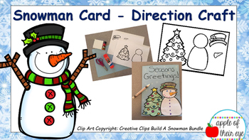 Snowman - Direction Craft