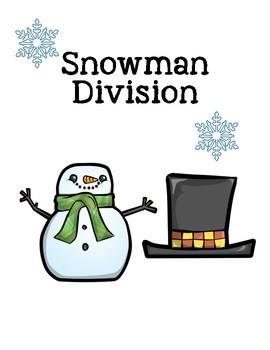 Snowman Division Game
