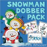 Snowman Dobber Pack