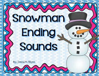 Snowman Ending Sounds