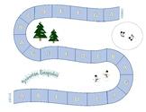 Snowman Escapades - A Chord Building Game