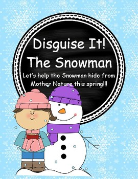 Disguise It! The Snowman