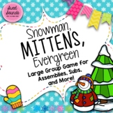 Snowman Freeze - Smart Board Game and Printables