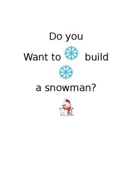 Snowman Genetics - Punnet Squares