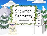 Snowman Geometry - Powerful PowerPoint Story Lesson