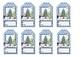 Snowman Gift Tags - Christmas Tags - Holiday Tags