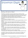Snowman Glyph--Craft