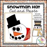Snowman Hat Craft