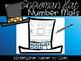Snowman Hat Number Mats Kindergarten Math Center Number Writing Ten Frames