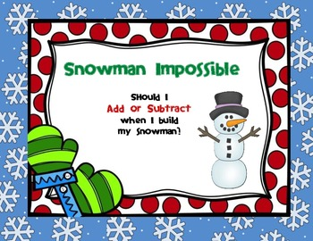 Snowman Impossible