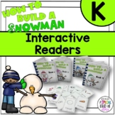 Adapted Books Snowman