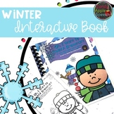 Winter Interactive Book