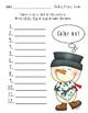 Snowman Jack On the Move - Slides, Flips, Turns - Math Center