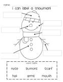 Snowman Labeling