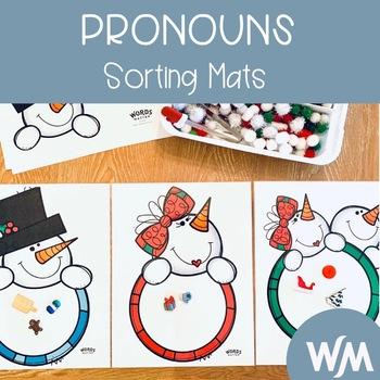 Snowman Language Activities