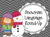 Snowman Language Round-up