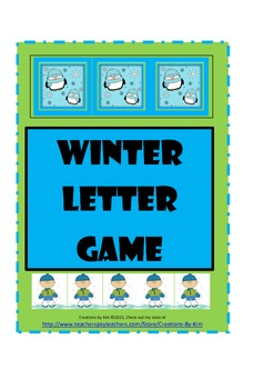 Letter Recognition, snowman, Color Words, Number Words