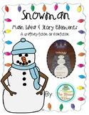 Snowman Main Idea & Story Elements