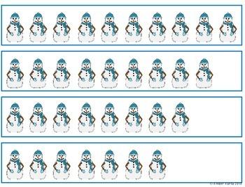 Snowman Match Them Up