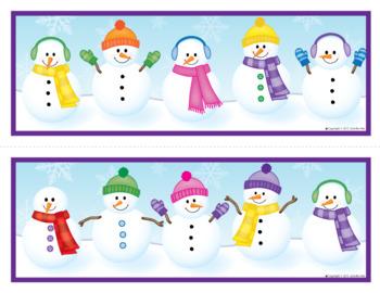 Snowman Activities | Snowman Matching | Snowman Game