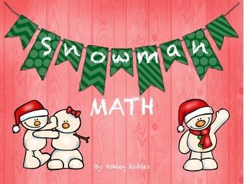 Snowman Math