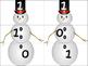 Snowman: Math Fact Puzzles