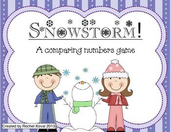 Addition, Number sense, Place Value, Shapes Bundle - Snowman Math & Fun