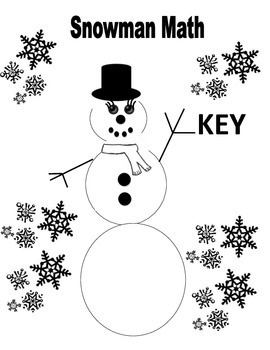 Snowman Math Interior and Exterior Angles of Polygons
