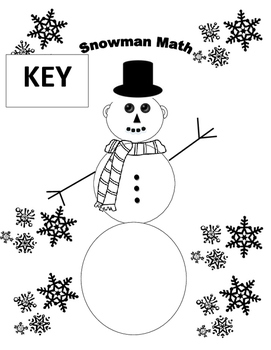 Snowman Math adding and subtracting radical expressions