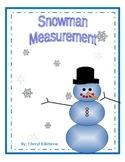Snowman Measurement Bundle
