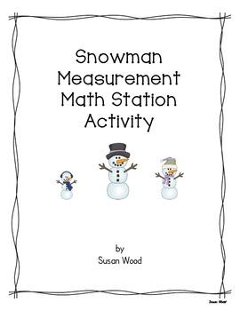 Snowman Measuring