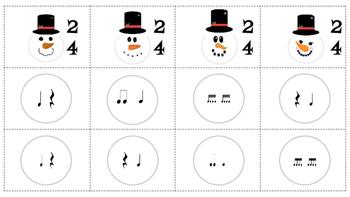 Snowman Meter Mix-Up