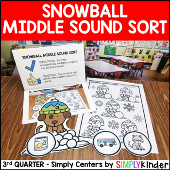 Snowman Middle Sound Center - Simply Centers