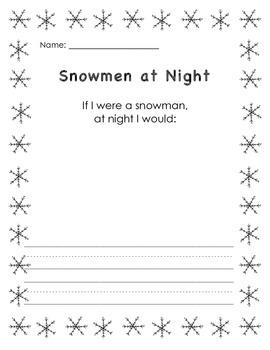 Snowman Mini Unit