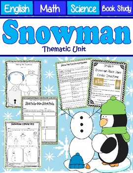 Snowman Thematic Unit