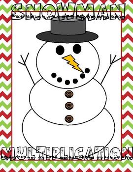 Snowman Multiplication