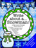 Snowman Narrative Essay Common Core TN Ready Aligned