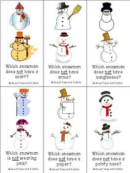 Snowman Negation