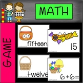 Number Match Games (Entire Year) with REVIEW
