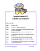 Snowman Numbers 1-10 Worksheets and Activities