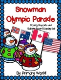 Winter Olympic 2018  Parade of Nations