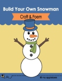 Build Your Own Snowman Craft