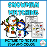 Snowman Picture To Picture Matching