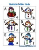 Snowman Prek Printable Pack - Part 1