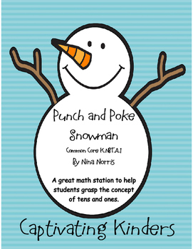 Snowman Punch and Poke