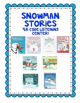 Snowman Read aloud