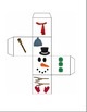 A Winter Snowman Pack of Literacy and Math Activities